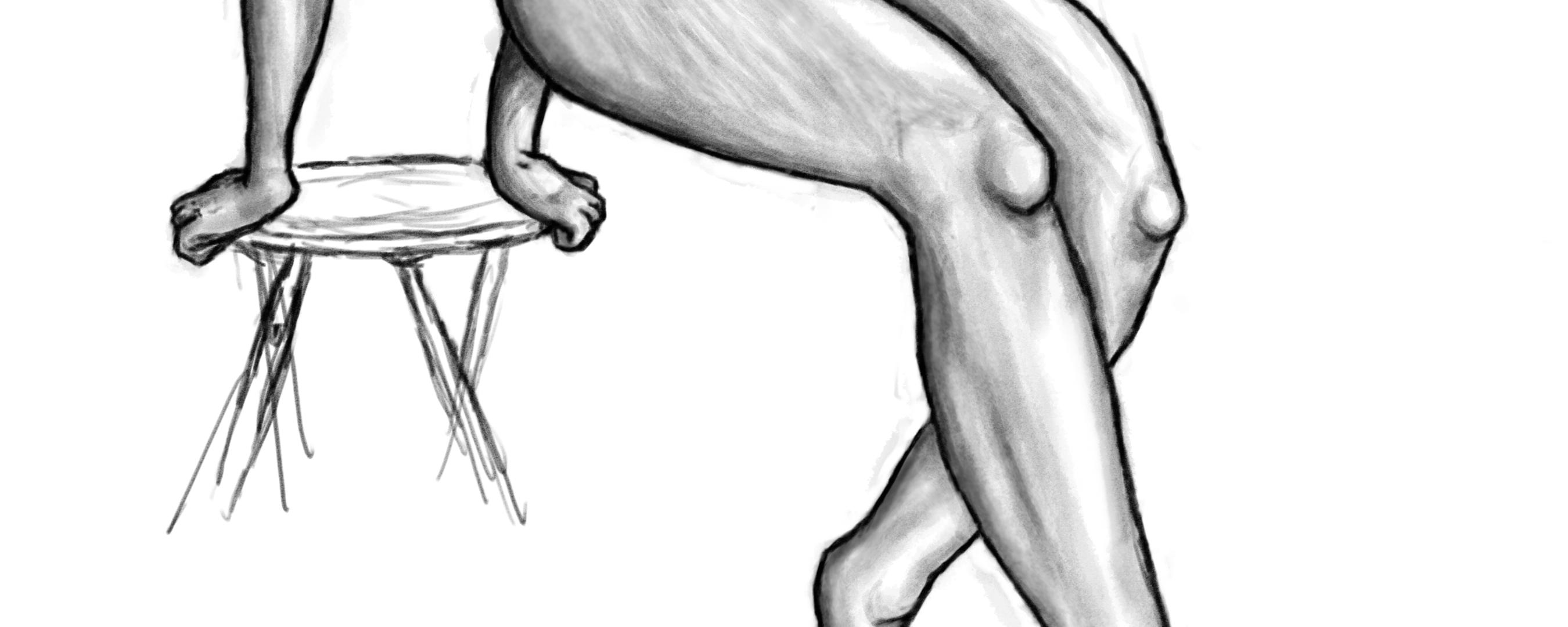 Naked Lady – 1