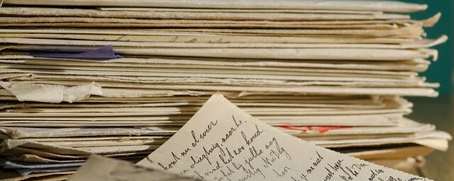 Undelivered Letters: Amy